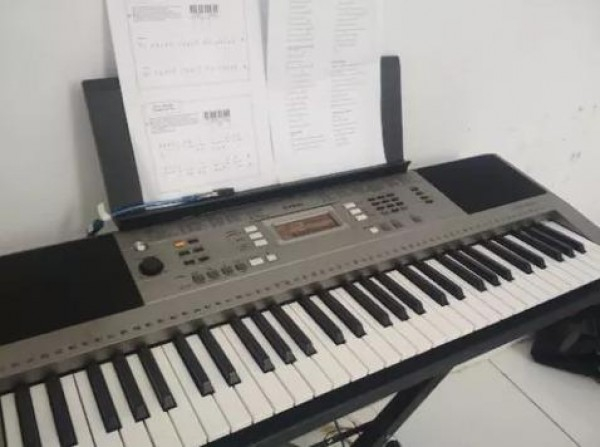 Les private musik keyboard
